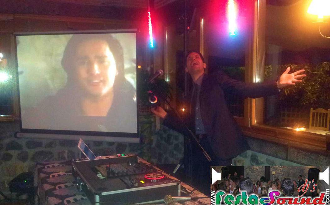 La mejor fiesta con nuestros VideoDj's