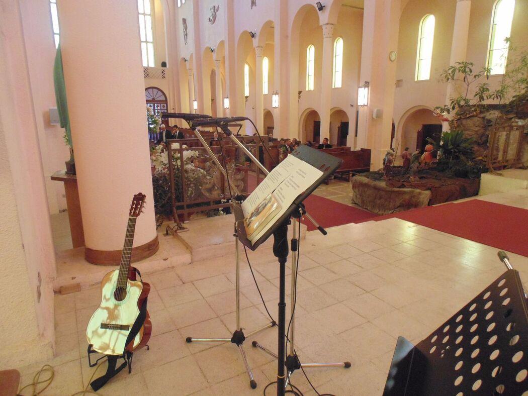 Boda en Catedral de Talca. Diciembre de 2014.