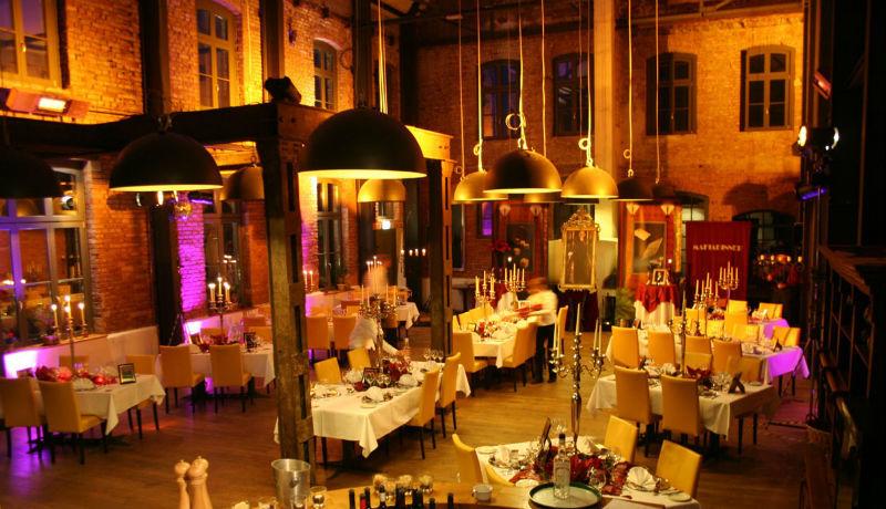 Beispiel: Hochzeitsgedeck, Foto: Kaseinwerk.