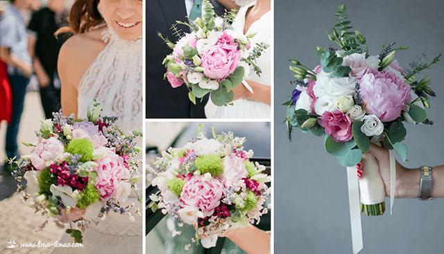 Tendências para 2016: os bouquets querem-se naturais e selvagens.