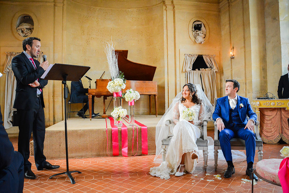 Wedding House - Château de Vallery
