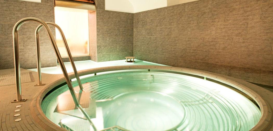 Beispiel: Wellness im Hotel, Foto: Hotel Edelweiss.