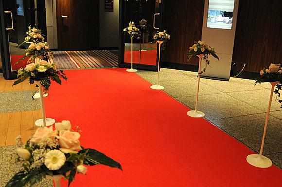 Beispiel: Organisation und Planung Ihrer Hochzeit, Foto: Ness Event.