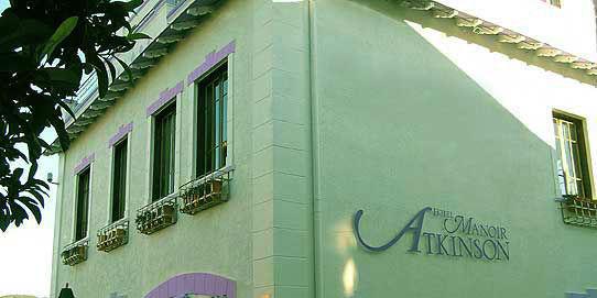 Hotel Manoir Atkinson.