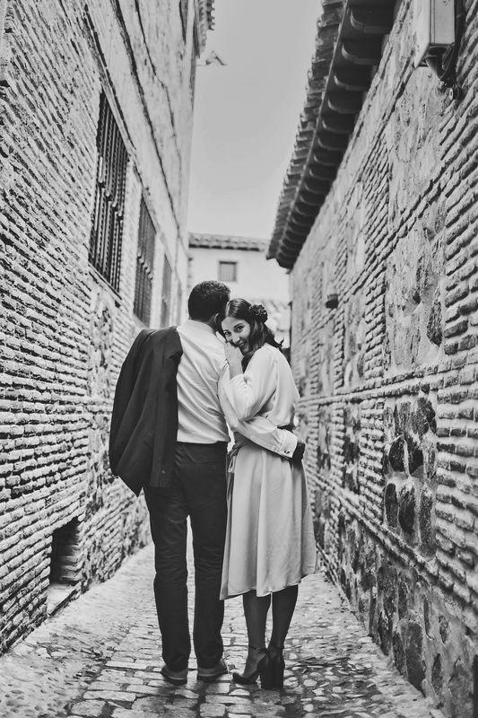Ángela y Raúl