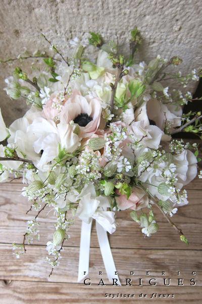 Bouquet de la mariée d'hiver - Frédéric Garrigues