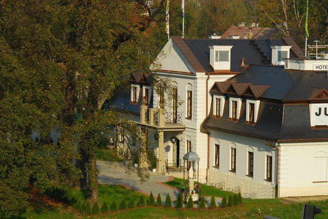 Hotel Kościuszko latem