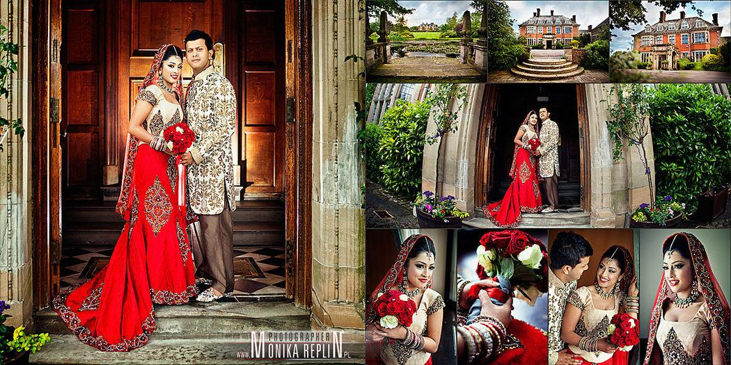 Indyjski Ślub w Angli