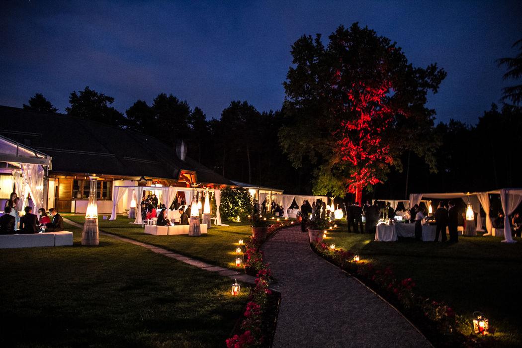 Dimora Villa Giuliana: matrimonio serale