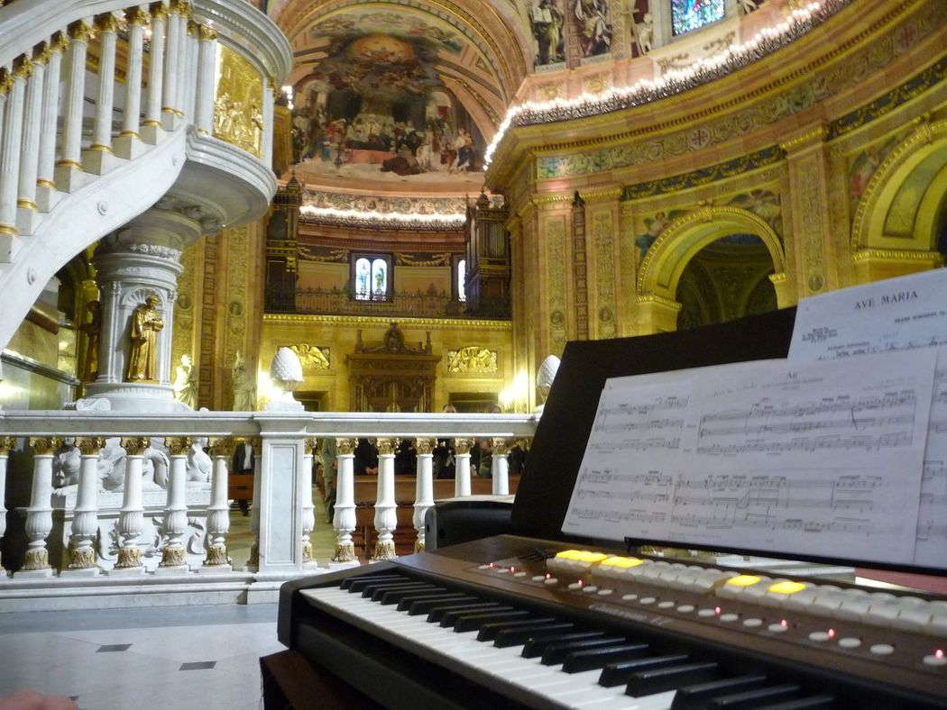 Órgano en Basílica de San Francisco el Grande