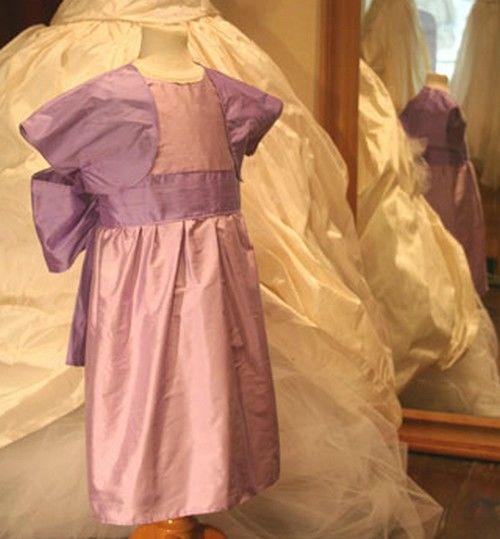 Robe de cortège - Laetitia MacLeod