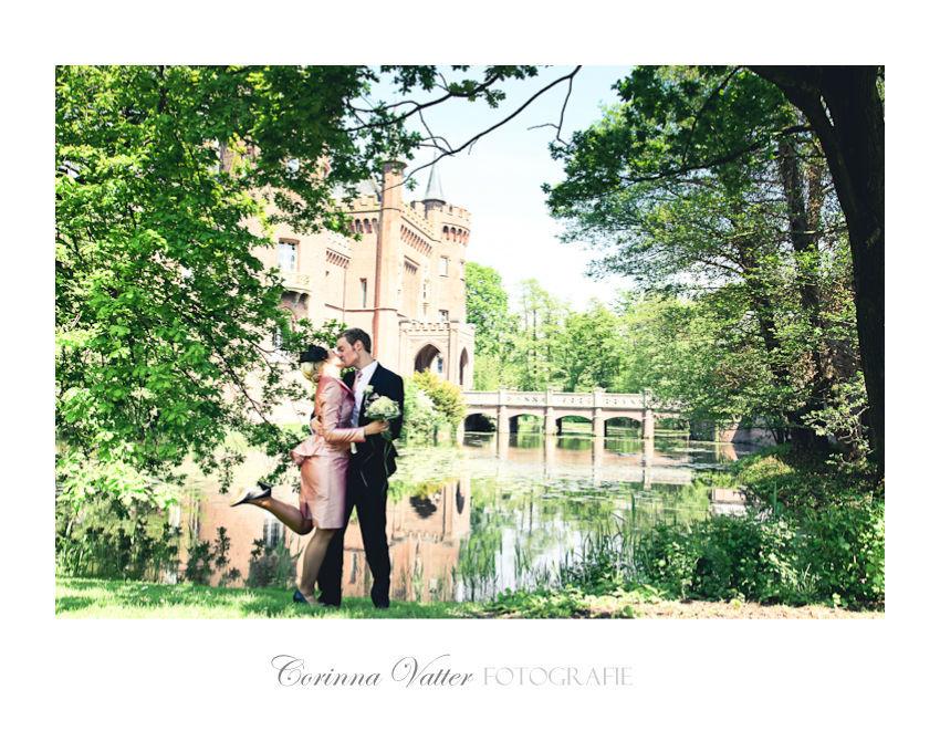 Portraitfoto-Hochzeitsfoto-Schloss-Moyland  Corinna Vatter Fotografie