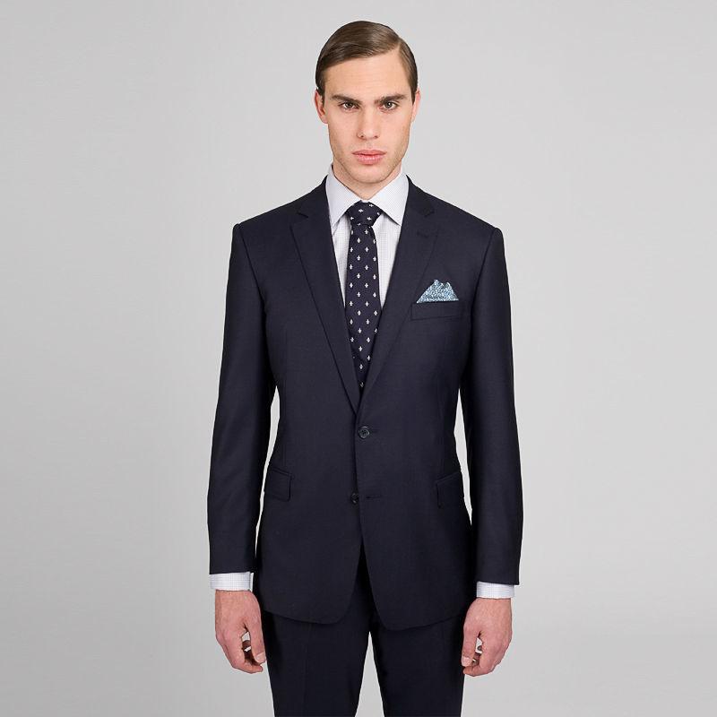 Beispiel: Der perfekte Anzug, Foto: Xuits.