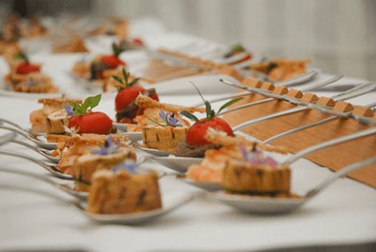 Catering-Service, Foto: Atelier Dittmar