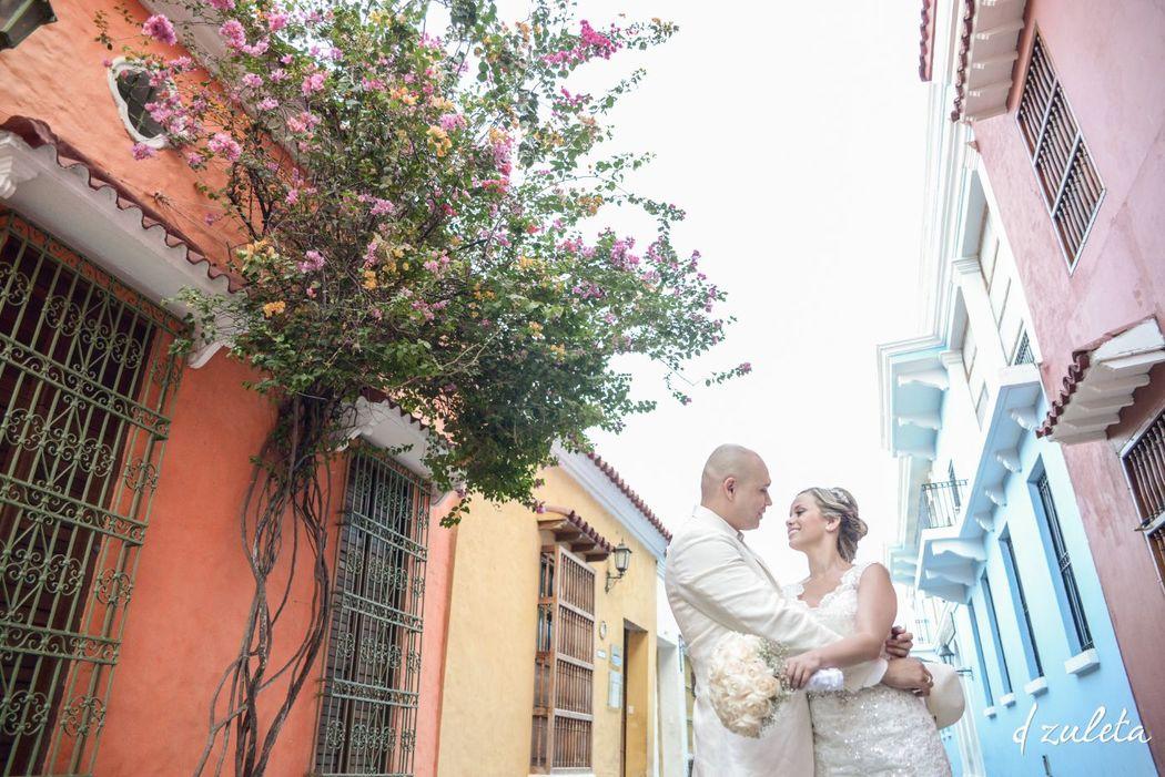 Boda Cartagena Colombia