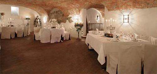 Beispiel: Gewölbekeller, Foto: Schloss Blutenburg.