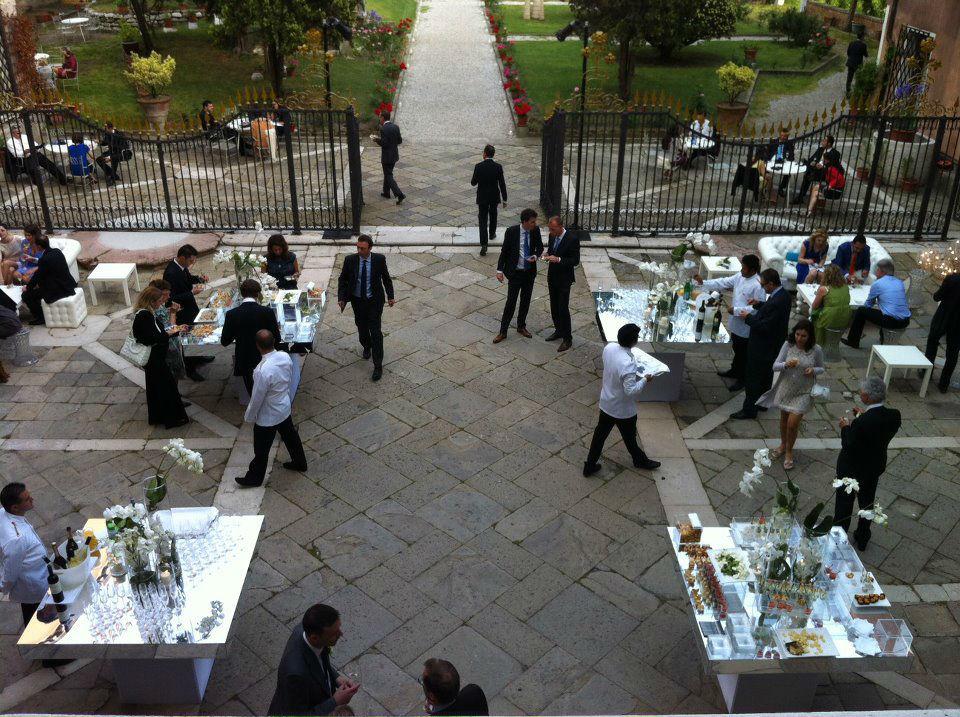 La Dogaressa Catering:
