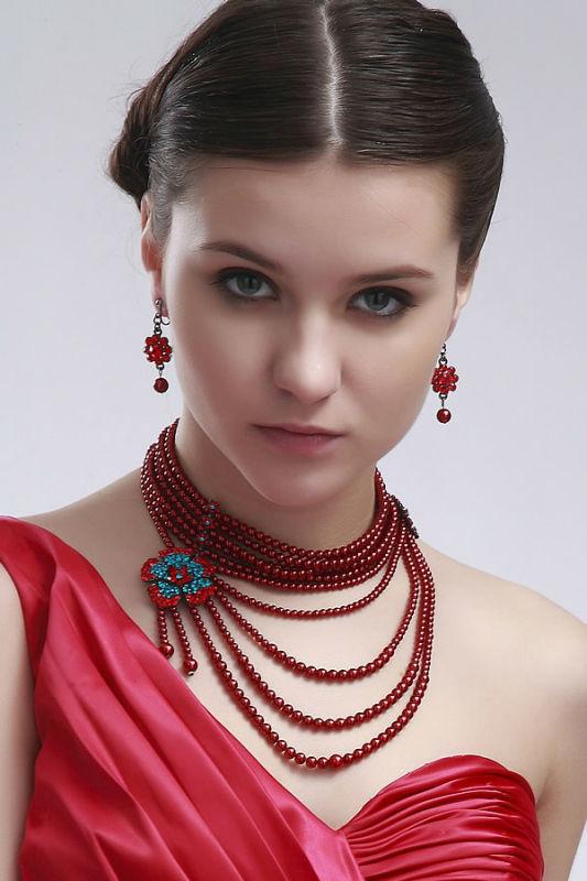 Beispiel: Einzigartige Accessoires, Foto: Prinzessin Brautmode Accessoires.
