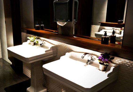 Toalete -Studio Dama