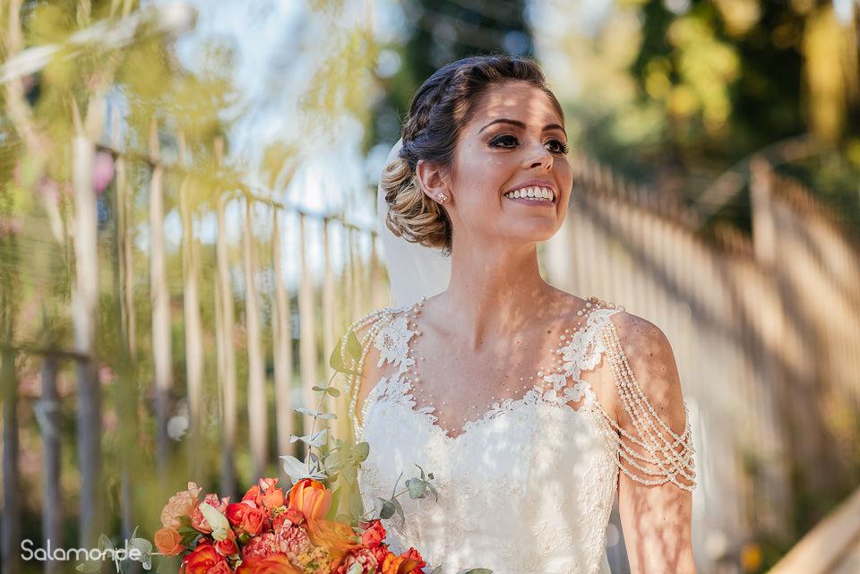 Maquiagem Casamento Rio de Janeiro Manu Guerra Makeup Foto: João Salamonde
