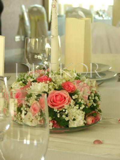 Beispiel: Festlicher Tisch, Foto: DDEKOR.