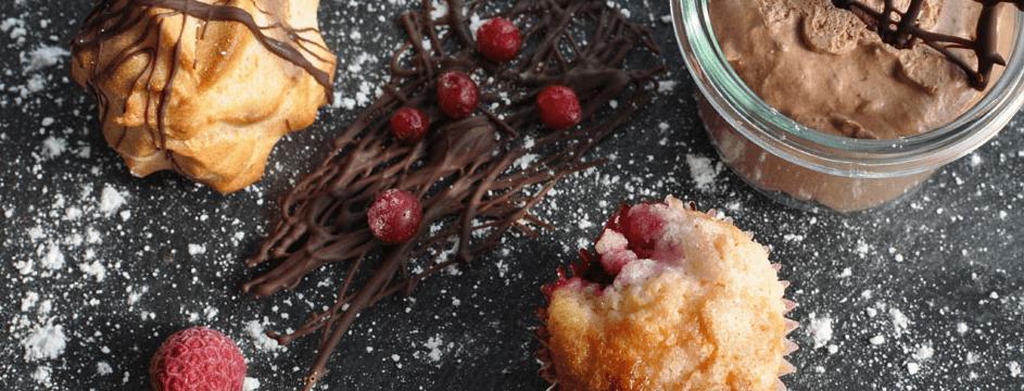 Beispiel: Süße Nachspeise, Foto: II Gusto Giusto.