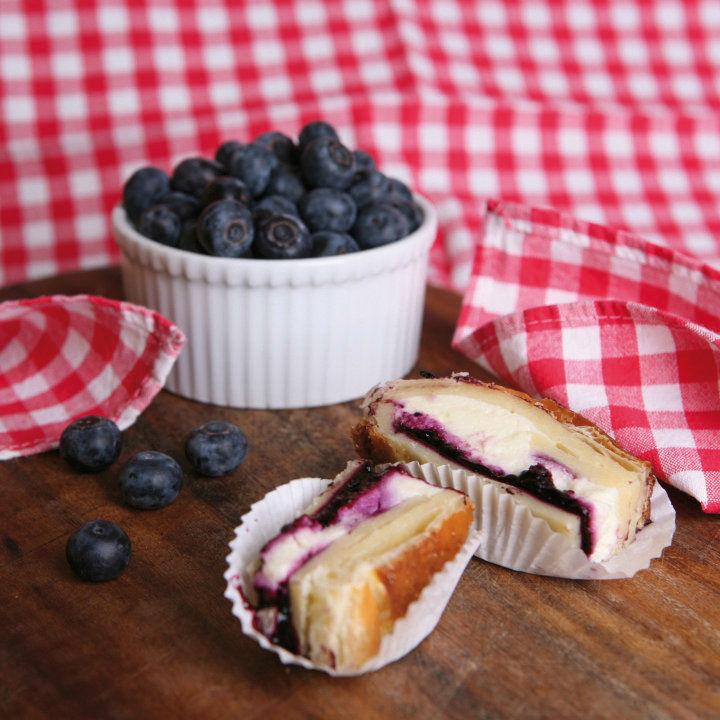 Beispiel: Fruchtige Nachspeise, Foto: Utis Catering.