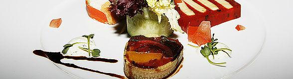 Beispiel: Kulinarische Köstlichkeiten, Foto: Villa Blumenfisch.