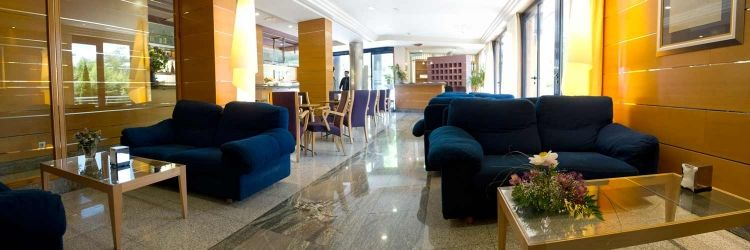 Zona común hotel