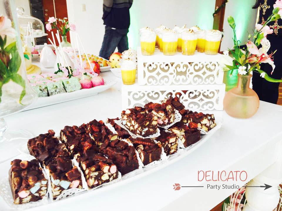 Dulces finos creados para tu evento