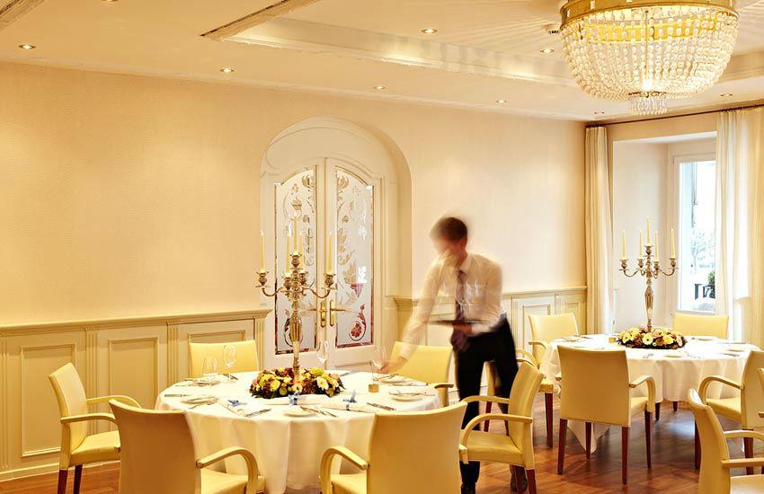 Beispiel: Zuvorkommender Service, Foto: Hotel des Balances.