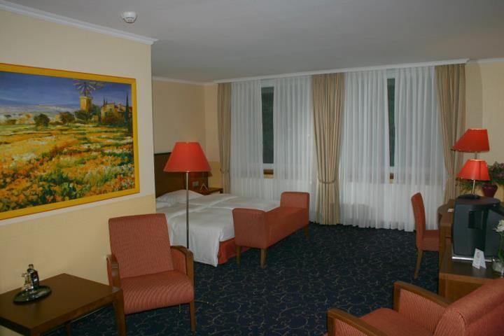 Beispiel: Hotelzimmer, Foto: Cap Polonio.
