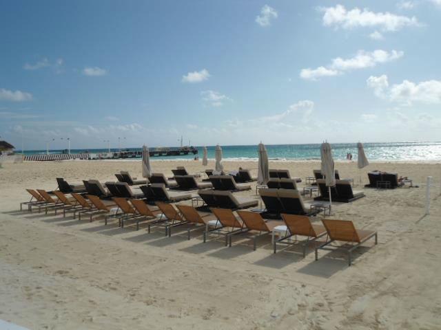 Playacar Palace, hotel en Playa del Carmen