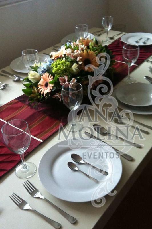 Organización de eventos - Foto Ana Molina