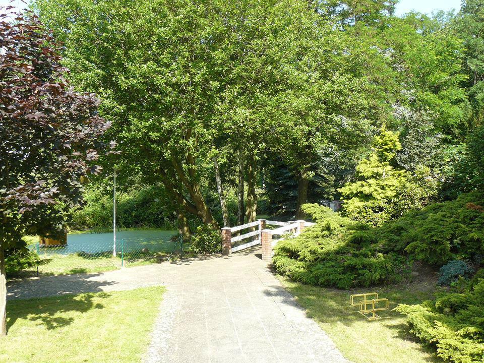 Beispiel: Gartenanlage, Foto: Panoramic.