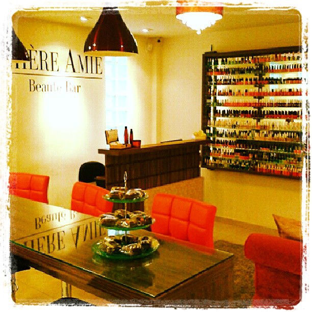 Chère Amie Beautè Bar