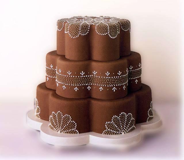 Divinity Cake