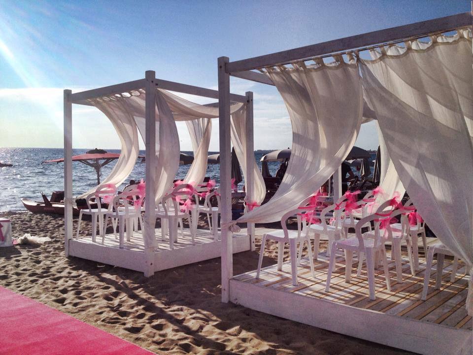 Wedding on the beach - Zeus Beach