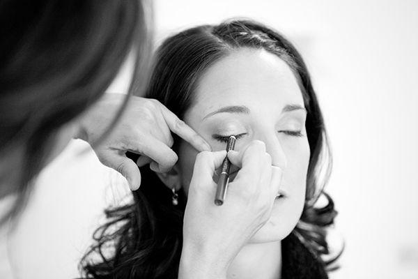 Linda Zandee Visagie bruidsmake-up aan huis