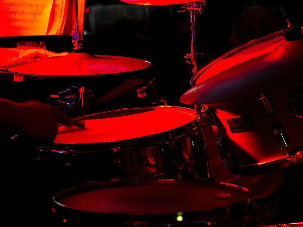 Beispiel: Die Band, Foto: The Rocky Racoons.