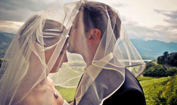 Beispiel: Frisch getrautes Paar, Foto:Ihr Hochzeitsredner Gunter Mehler.