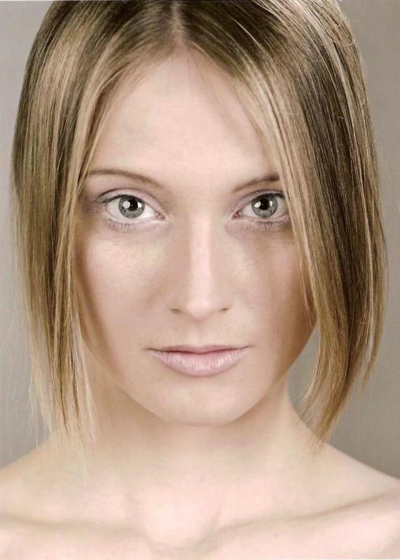 Beispiel: Natürliches Make-up, Foto: Indira Narkus.