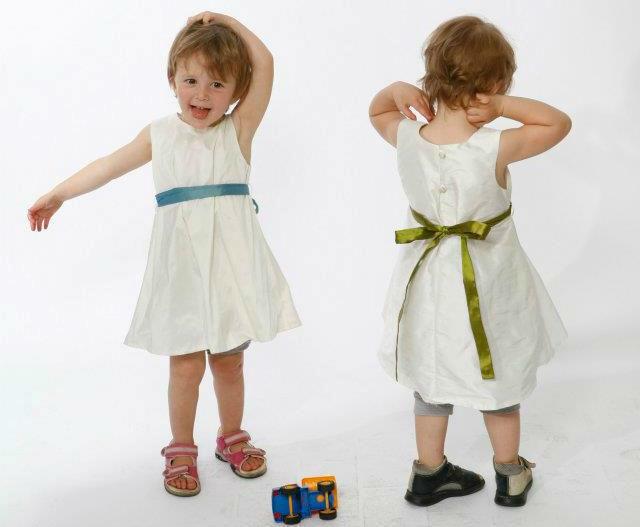 Beispiel: Traumhafte Kinderkleider, Foto: JAAP Onlineshop.