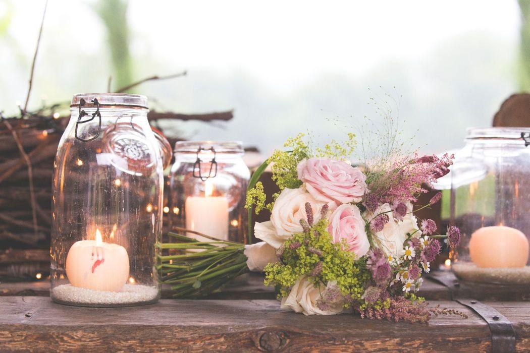 Fiordifragola - bouquet sposa - matrimonio Shabby chic Photo by Il Bacello di Vaniglia