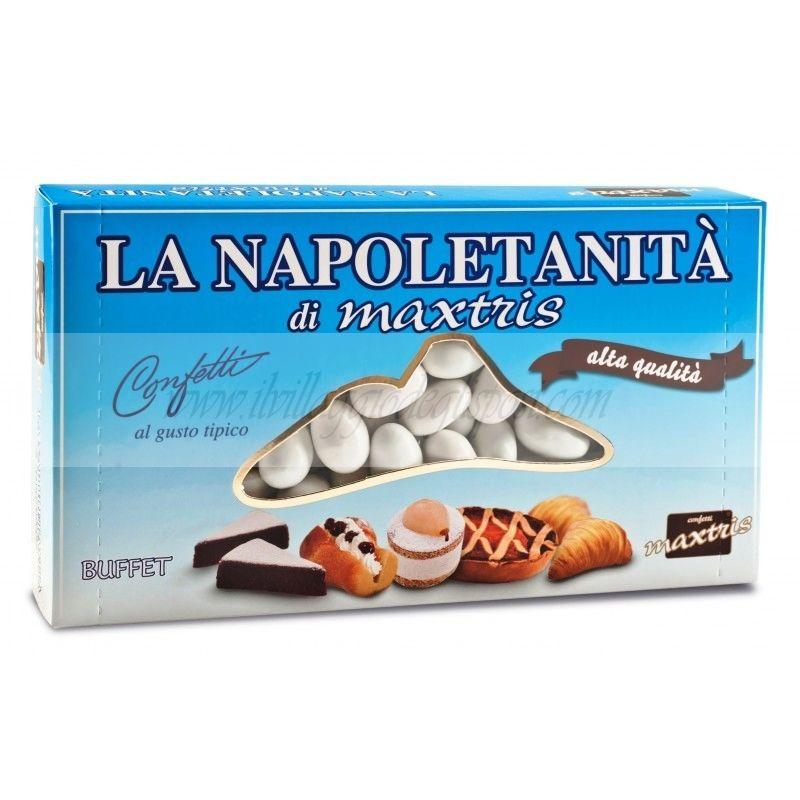 Un'ampia varietà di dolcezze e confetti della prestigiosa linea Maxtris.