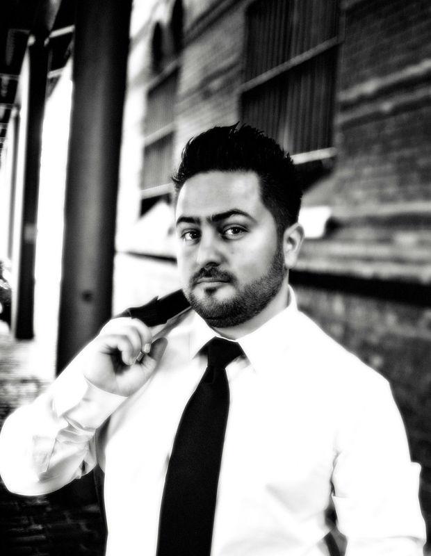 Beispiel: DJ Majid, Foto: DJ Majid.