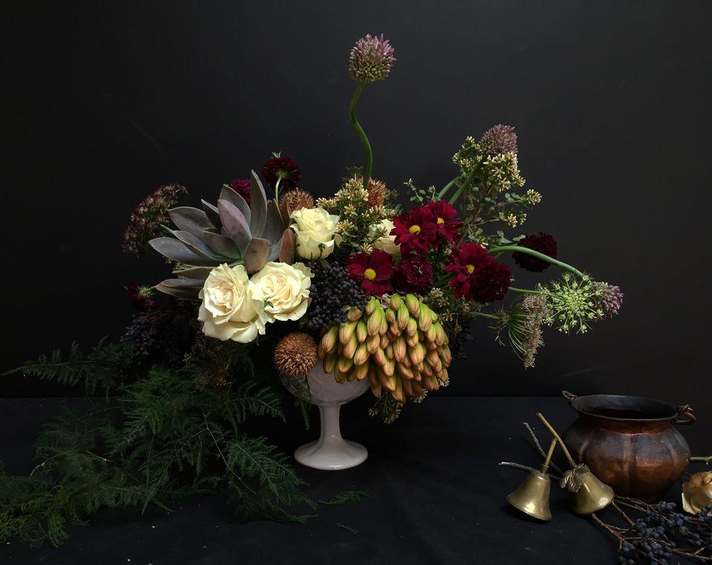 Allium by Olympia- centro de mesa
