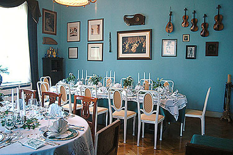 Beispiel: Räumlichkeiten für Ihre Hochzeit, Foto: Plabutscher Schlössel.