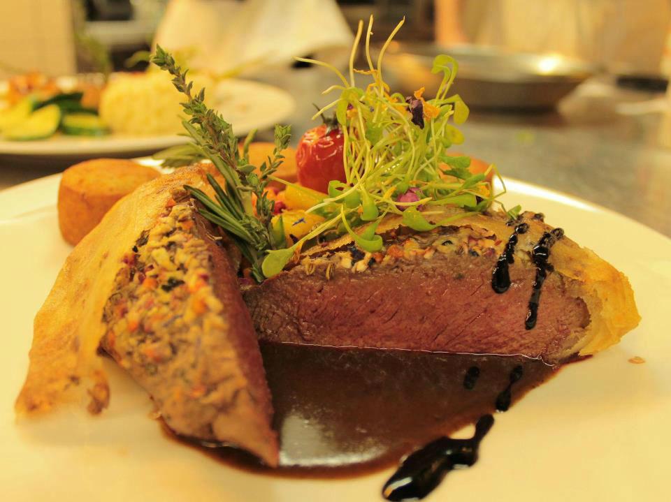 Beispiel: Kulinarische Spezialitäten, Foto: Safran Zunft.