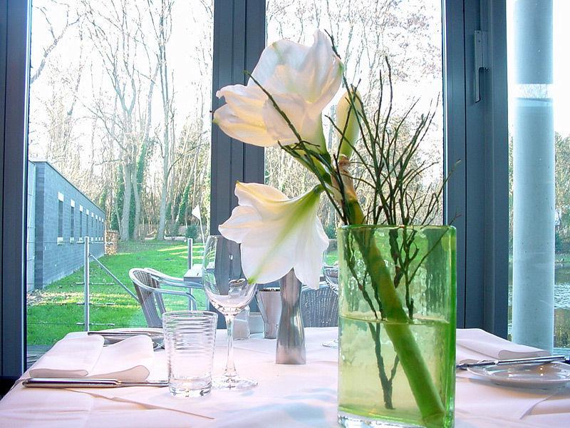 Beispiel: Tischdekoration, Foto: Restaurant Art.